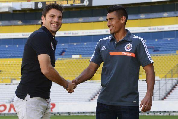 Leandro Cufré asistió como capitán del Atlas y Patricio Araujo estuvo en...