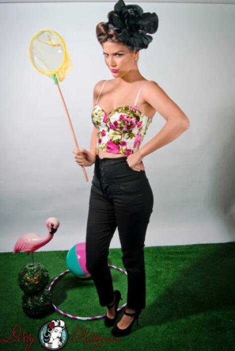 Alejandra, Vanessa y Ana Patricia se unieron en un divertido 'photoshoot...