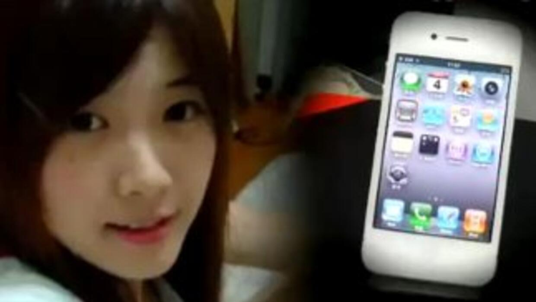 La teen china ofrece su virginidad por un iPhone 4.
