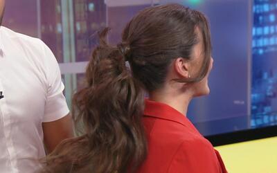 Consejos para recogerse el pelo con estilo durante la temporada de calor