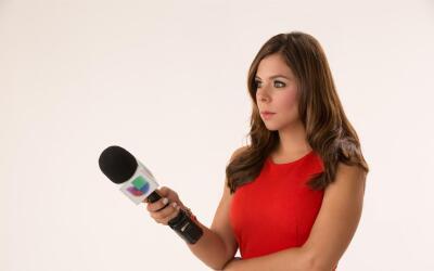 Maricarmen Ortiz se une al equipo como reportera en la calle.