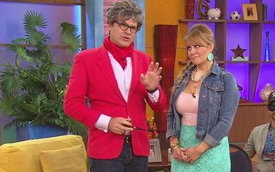 Xavi Ondo le quitó las congojas a Rosie Rivera