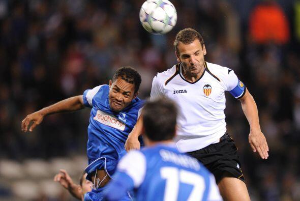 Finalmente, el Valencia no pudo sacar ventaja frente al Racing Genk de B...