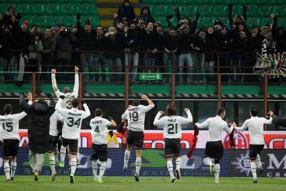 Gran triunfo de Juventus jugando de visitante. El segundo partido se jug...