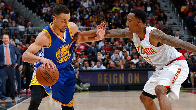 Les debemos poder apreciar la magia de Curry.