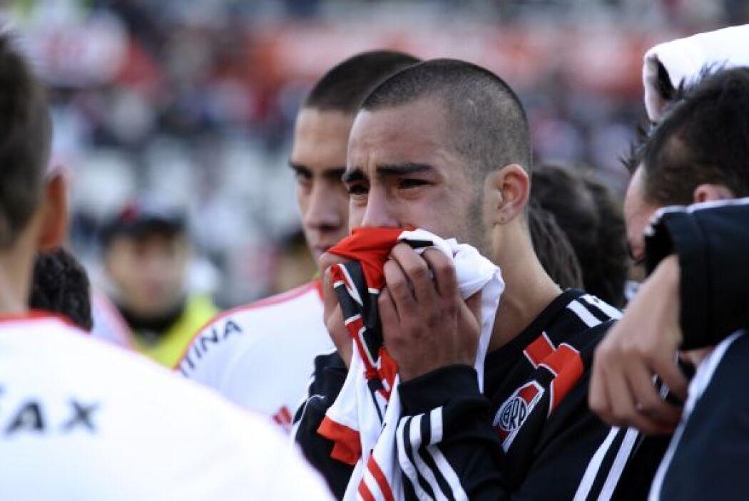 El plantel riverplatense, que en la ida había caído 2-0 ante Belgrano, n...