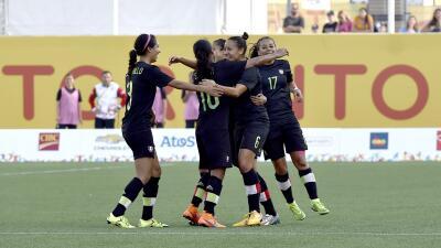 México derrotó por 3-1 a Argentina y llega a 3 unidades.