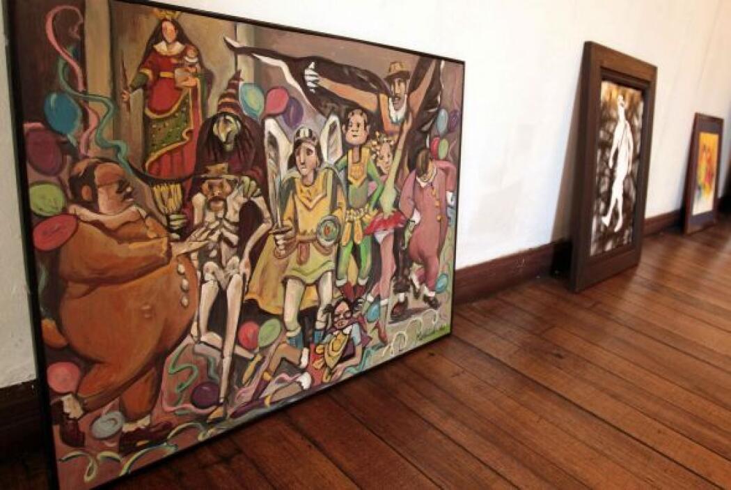 Otra de las interpretaciones artísticas de El Chavo del ocho que se verá...