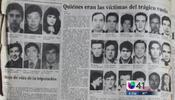 Popeye le pide perdón a Carlos Velasco por el bombazo que mató a su madre