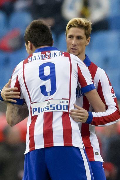 El francés y el croata se mantienen en un auténtico romance con el gol p...