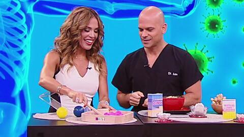 El Dr. Rivera te revela sus secretos para que nunca te enfermes de gripa
