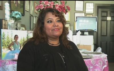 Conozca a la mujer que con 13 dólares abrió un negocio en Pomona