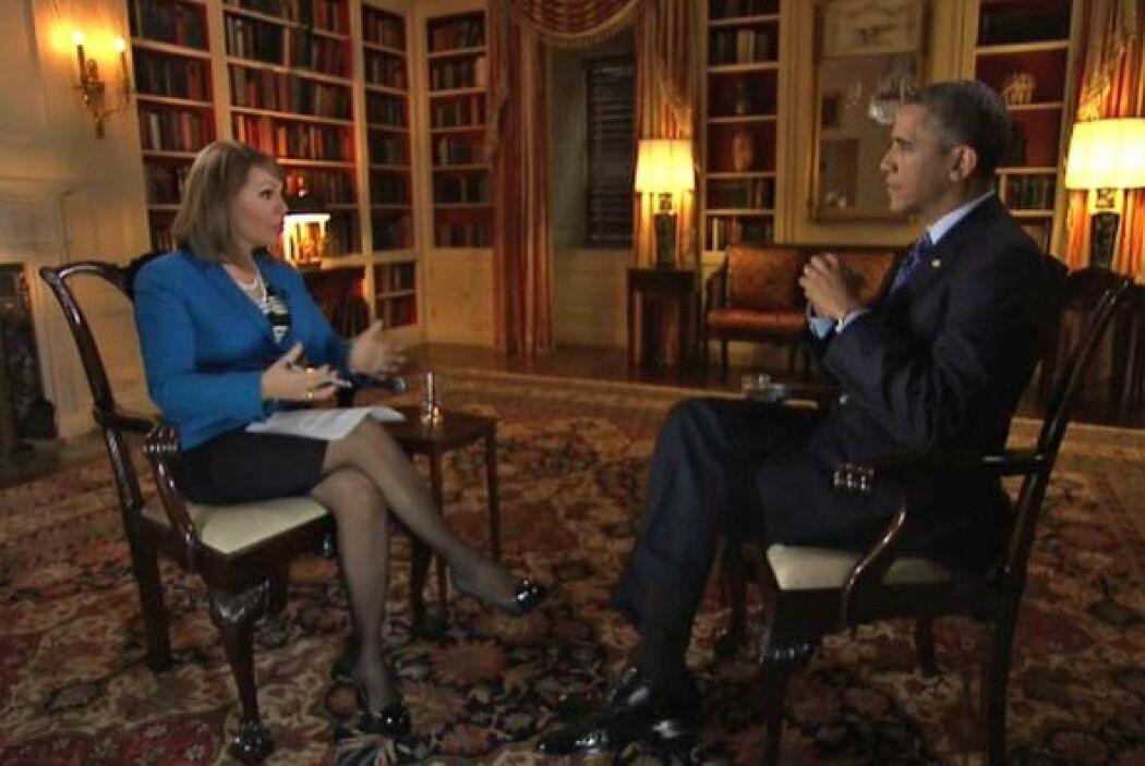 Tras dar a conocer sus ideas de reforma migratoria, el presidente Barack...