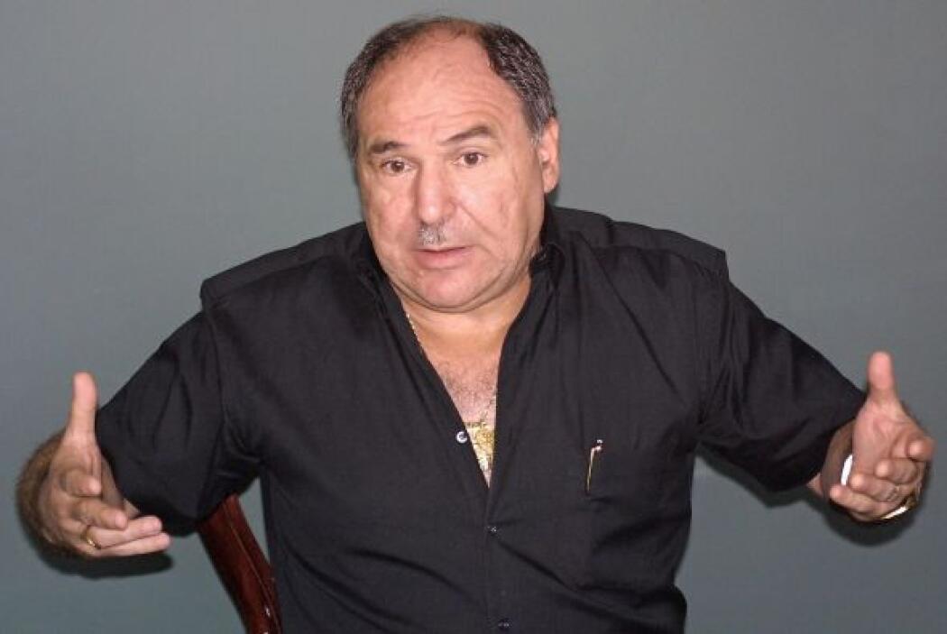 Abdala Bucaram, ex presidente de Ecuador  También estuvo asilado en Pana...