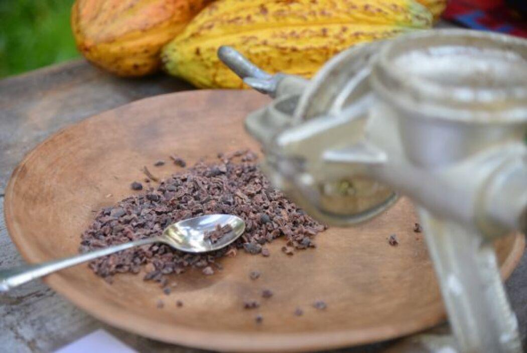 Además, está consolidado como el segundo productor mundial de cacao orgá...
