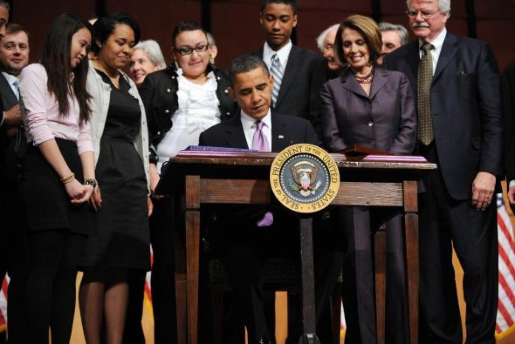 Otro importante logro a nivel nacional fue la aprobación de la reforma d...