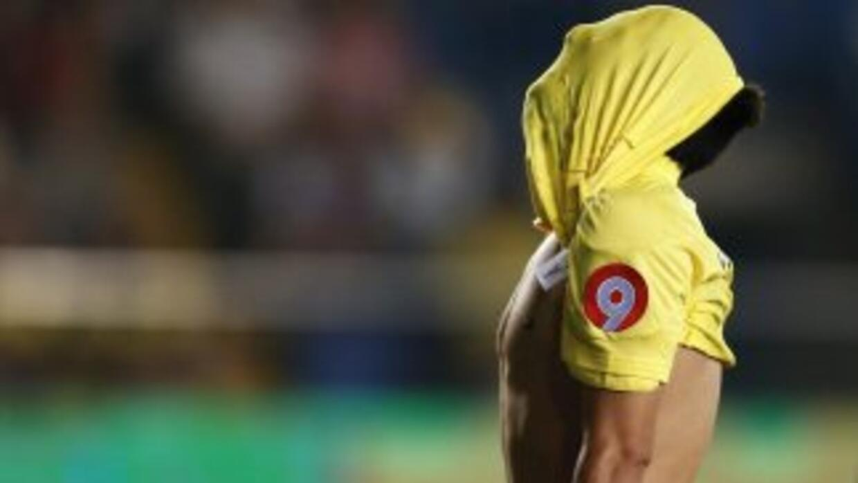 Jonathan Pereira hizo el único gol de un Villarreal que no supo concreta...