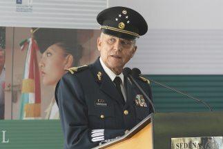 Salvador Cienfuegos.
