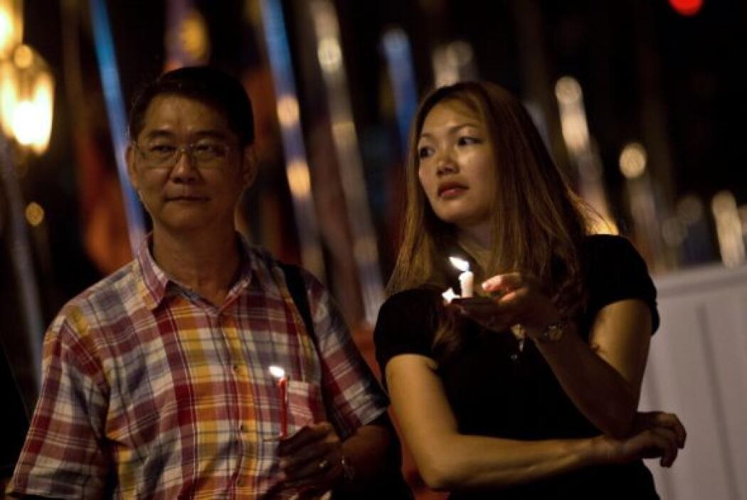 Sin embargo, los malasios son los más interesados en saber qué fue lo qu...