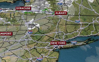 Bajan drásticamente las temperaturas este viernes en Nueva York