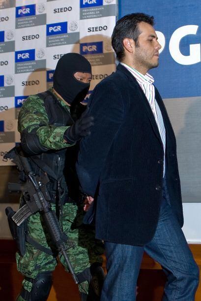'El Vicentillo' fue extraditado a Estados Unidos, donde se declaró inoce...
