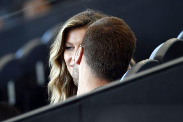 La Top Model, Gisele Bundchen, llevó a su quarterback favorito a...