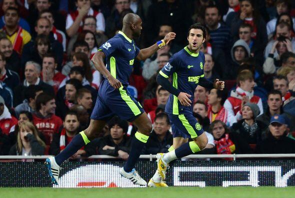 El español Jordi Gómez conseguía el 2-0 en un marcador que nadie habría...