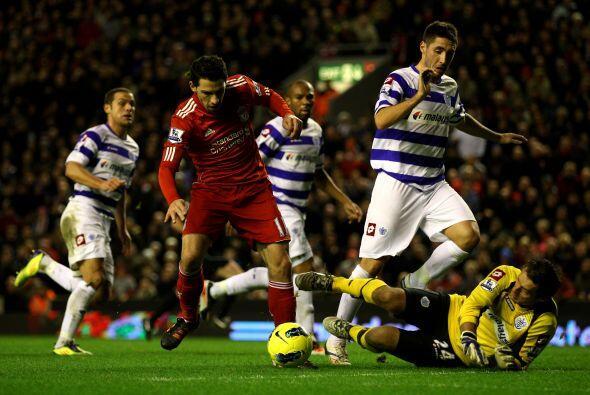 Por su parte el Liverpool, se alzó con una importante victoria an...