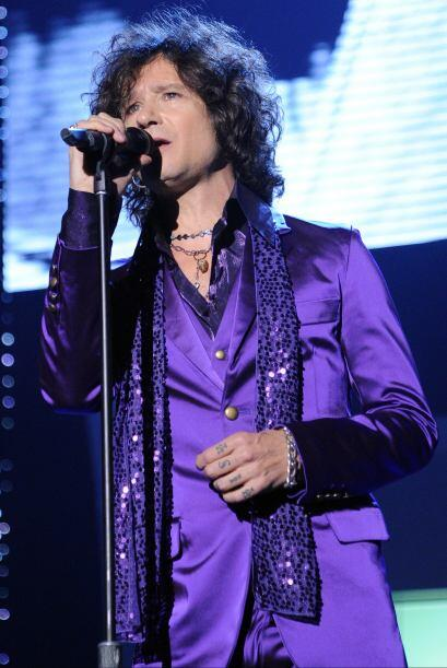 El rockero Enrique Bunbury