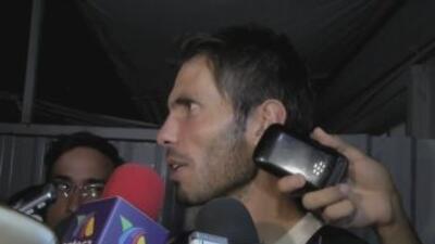 Basanta lamentó la salida de Dorlan Pabón