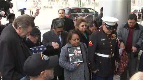 'Chicago en un Minuto':  Veterano hispano en riesgo de deportación tendr...
