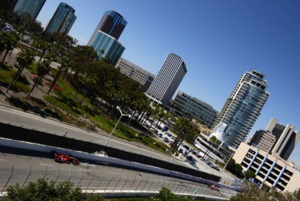 #9.Long Beach, CA. El circuito callejero de Long Beach es uno de los más...