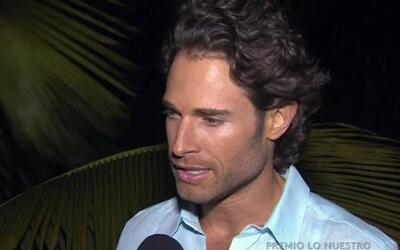Sebastián Rulli habló de sus candentes escenas en 'Lo Que La Vida me Robó'