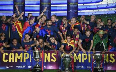 UEFA anunció al Equipo Ideal de la Liga de Campeones 2014-15