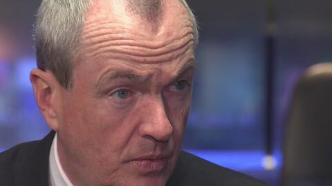 Phil Murphy, el hombre que buscará convertirse en el próximo gobernador...