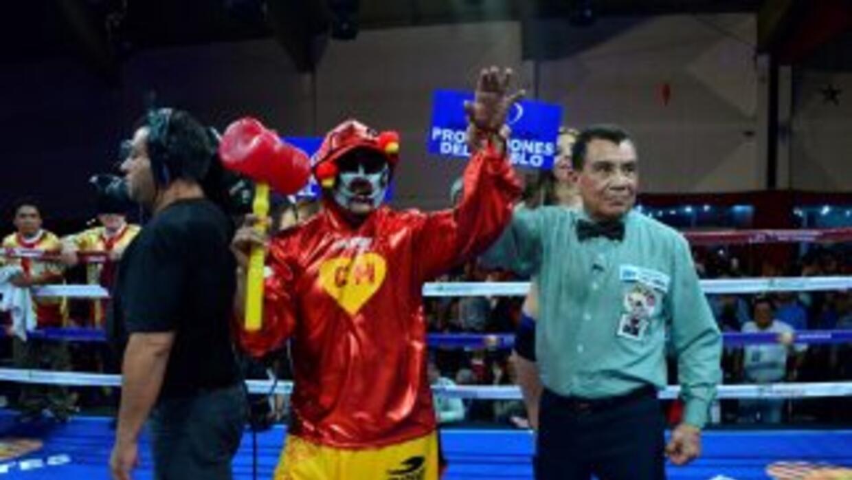 'Pantera' Saguilán derrotó a Villasana (Foto: Alma Montiel).