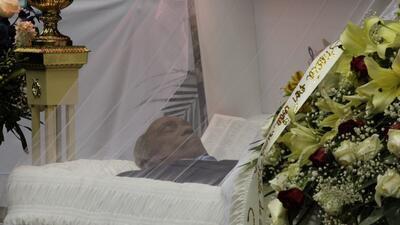 Rinden homenaje al maestro de la humildad; Cheo Feliciano