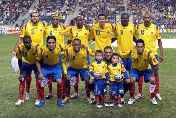 Colombia comenzó un nuevo ciclo con el 'Bolillo' Gómez en la dirección t...