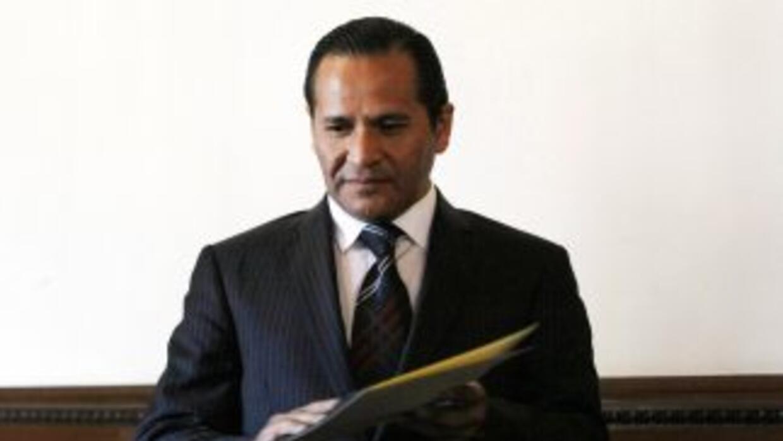 Eduardo Almaguer toma posesión como nuevo fiscal de Jalisco.