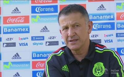 "Juan Carlos Osorio sobre nueva regla 10/8: ""Debería ser 60/40 a favor de..."