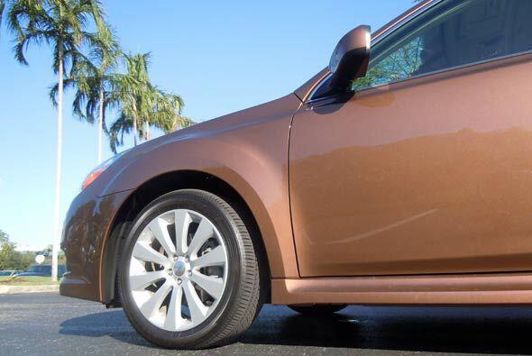 Una de las características de todos los autos Subaru es el Symmetrical A...