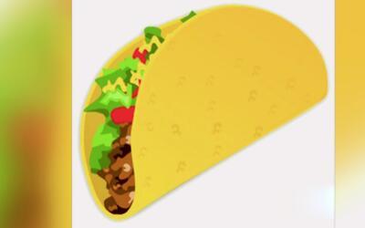 """¡Con sabor a México! ¡Nuevos """"emojis"""" de tacos y burritos!"""