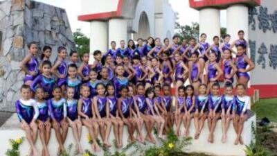 Team Piruetas Cacique