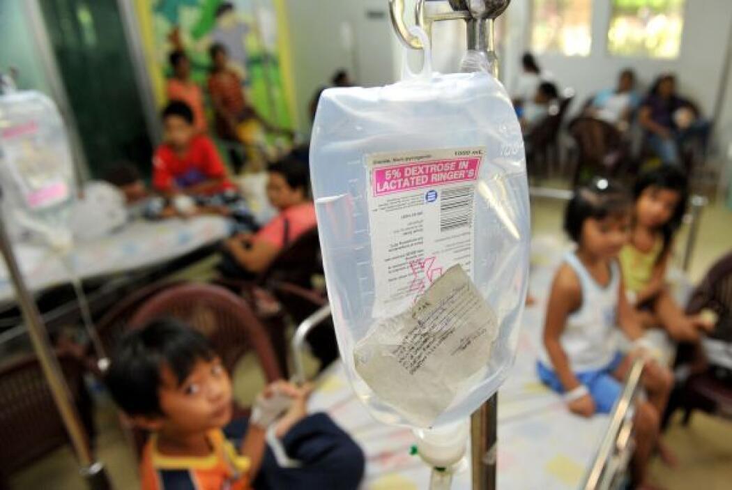 En Perú la epidemia ha dejado al menos 11 muertos, lo que representa una...