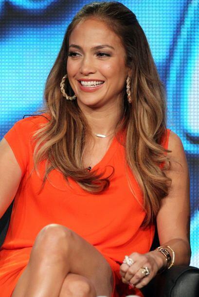 Jennifer Lopez ha participado como juez en un reality show que busca a l...