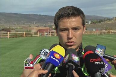 Erick Torres: 'Tenemos la ilusión y confianza que nos va ir muy bien con...