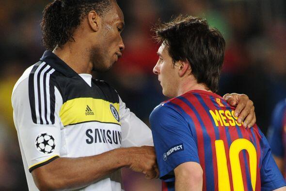Chelsea ha pretendido a Messi desde el año pasado pero las consta...