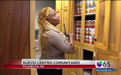 Centro comunitario ayuda a padres en escuela local