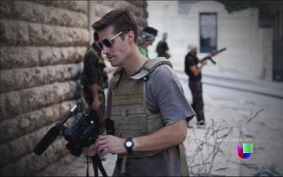 Presidente Obama promete justicia tras la decapitación de un periodista...