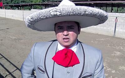 Los Cowboys, conoce a Alex Corral, padre, hermano y charro